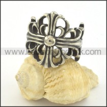 Exquisite Stainless Steel Ring r001453