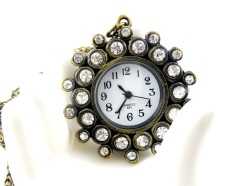 Vintage Pocket Watch Chain PW000285