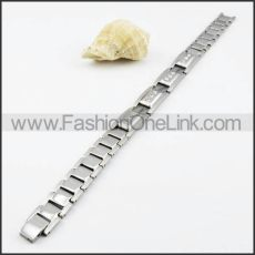 Exquisite Watch Strap Casting Bracelet b000064