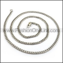 Delicate Silver Small Chain n001050