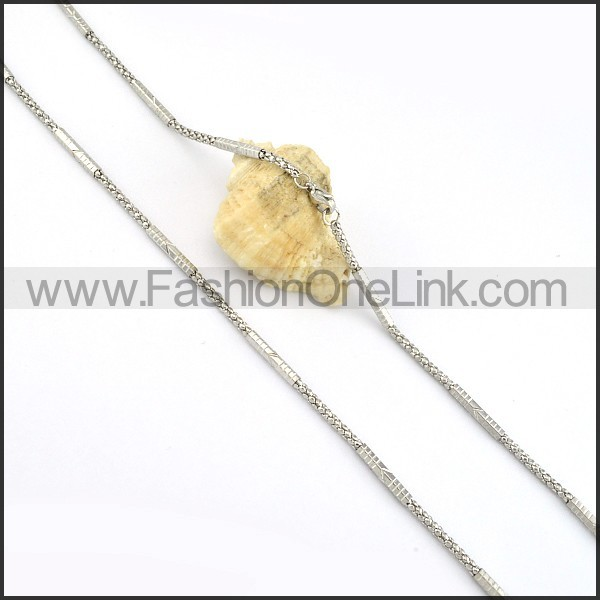 Silver  Small Chain    n000212