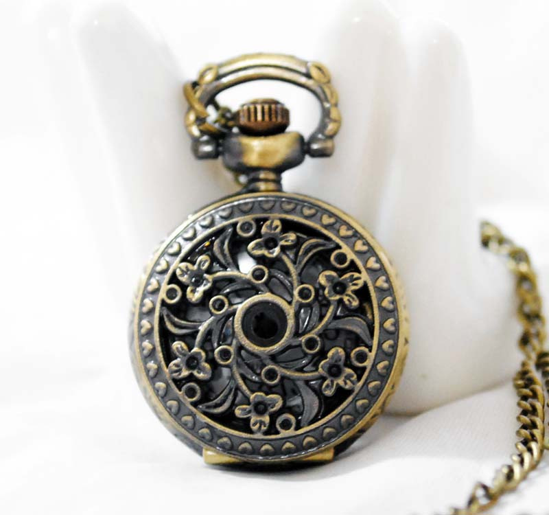 Vintage Pocket Watch Chain PW000244
