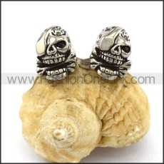 Lightweight Skull Earrings    e001173