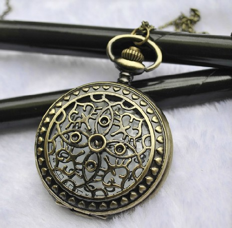 Vintage Pocket Watch Chain PW000237