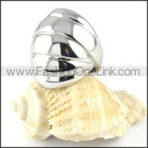 Stainless Steel Ring Stack Design Ring r000153