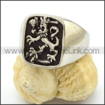 Stainless Steel Casting Ring r002726