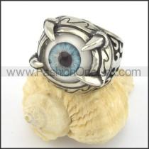 Prong Setting Eye Ring r001427