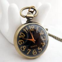 Vintage Pocket Watch Chain PW000226