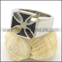 Fashion Cross Ring  r001508