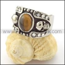 Vintage Stone Ring r001153