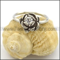 Graceful Stone Ring r002220