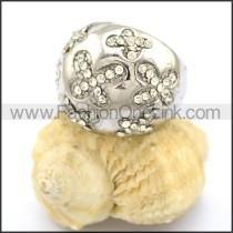 Delicate Shiny Stone Ring  r002180