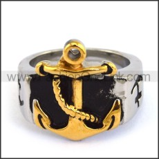 Stainless Steel Casting Ring  r003687