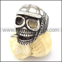 Stainless Steel Fashion Skull Ring r000676