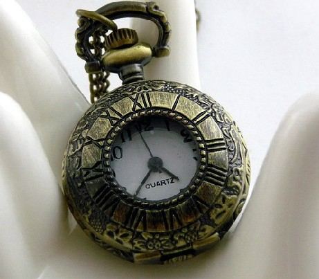 Vintage Pocket Watch Chain PW000333