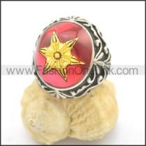 Vintage Stone Ring   r002412