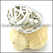 Stainless Steel Good Craft Casting Ring  r000955
