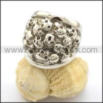 Exquisite Skulls Ring r001913