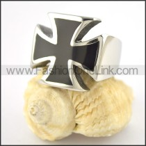 Exquisite Cross Ring r001558