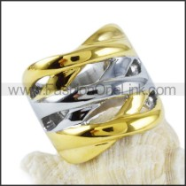 Stainless Steel Special Ring Stack Ring r000045