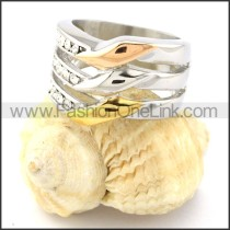 Stainless Steel Fashion Ring r000780