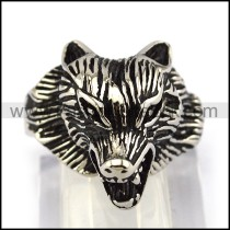 Big Bad Wolf Ring r004016