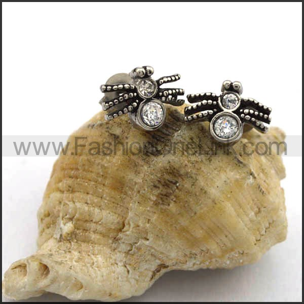 Lovely Spider  Earrings    e001048