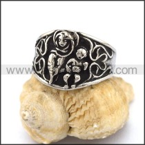 Stainless Steel Casting Ring  r002989