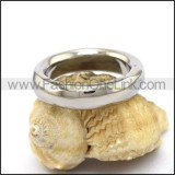 Vintage Stainless Steel Casting Ring  r003268
