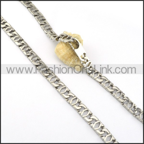 Decent Stamping Necklace   n000327