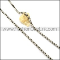 Hot Selling Staming Necklace n000346