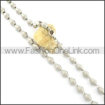 Hot Selling Coil Fashion Necklace n000479