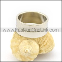 Graceful Popular Stainless Steel Ring  r002639