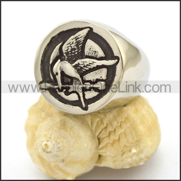 Stainless Steel Casting Ring   r002745