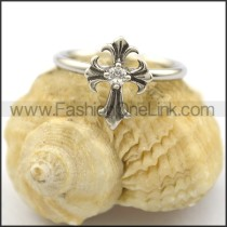 Graceful Stone Ring r002214