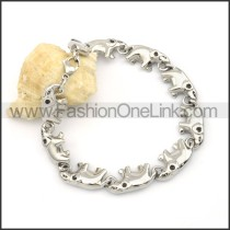 Lovely Elephant Bracelet b000602