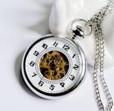Vintage Pocket Watch Chain PW000222