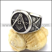 Delicate Stainless Steel Casting Ring r002867
