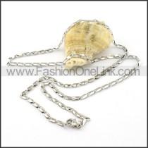 Fashion Silver  Necklace    n000297
