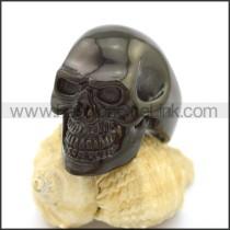 Wicked Stainless Steel Skull Ring  r002608