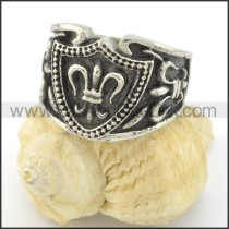 Exquisite Stainless Steel Ring r001506