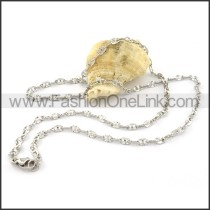 Exquisite Silver Small Chain    n000296