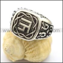 Exquisite Casting Ring  r001834