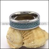 Elegant Stainless Steel Ring r003100