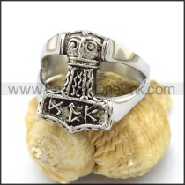 Hammer of Thor Casting Ring  r003203