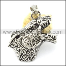 Exquisite Stainless Steel Dragon  Pendant  p001155