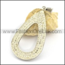 Hot Selling Stainless Steel Casting Pendant  p002225