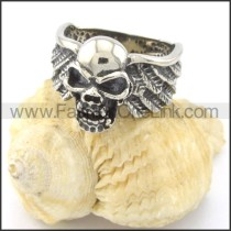 Exquisite Stainless Steel Ring r001500