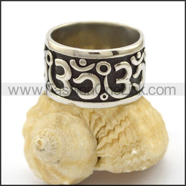 Stainless Steel Casting Ring   r002741