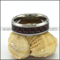 Elegant Stainless Steel Ring r003102